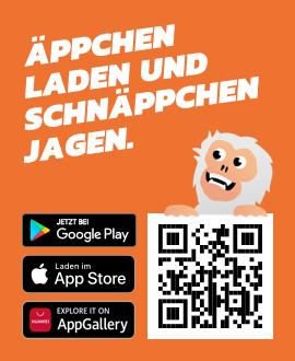 Installiere die App